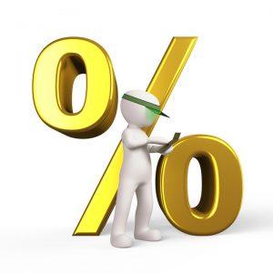 Nezabúdajte na veci ako fixácia a úrok